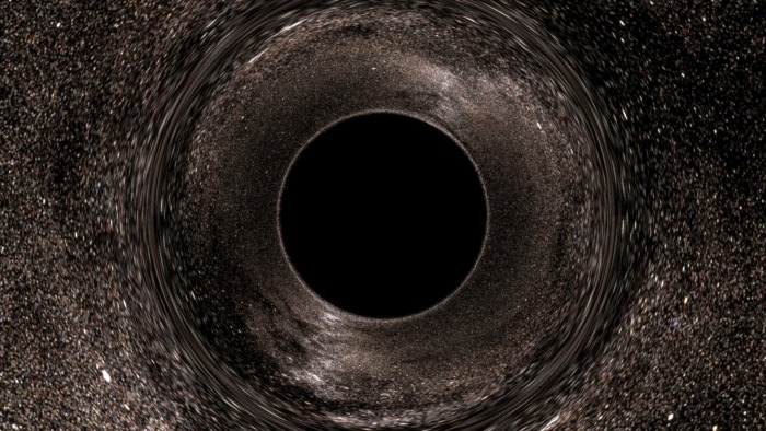 Raytracing a Black Hole